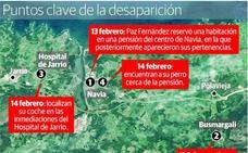 La Guardia Civil mantiene todas las hipótesis abiertas en las causas de la muerte de Paz Fernández