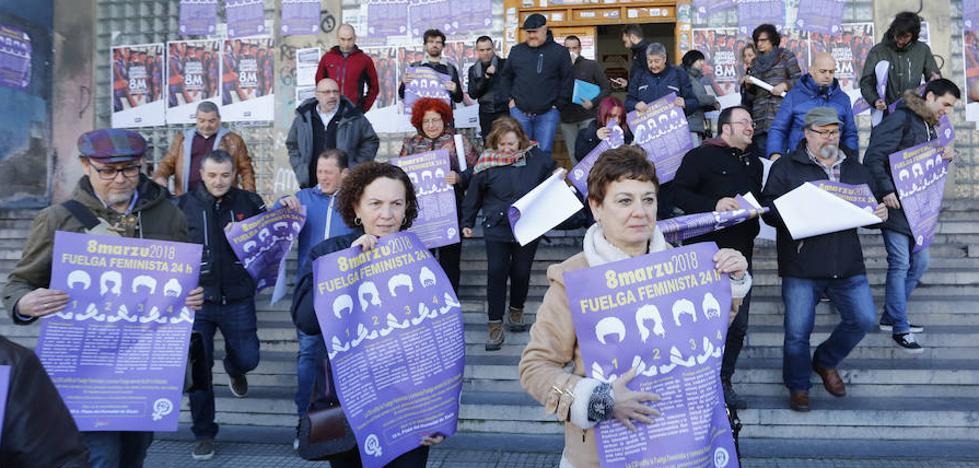 Así afectará la huelga del 8 de marzo a los servicios públicos en Asturias