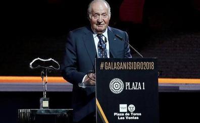 Don Juan Carlos: «Es la primera vez que me presento en la arena ante el respetable e impone»