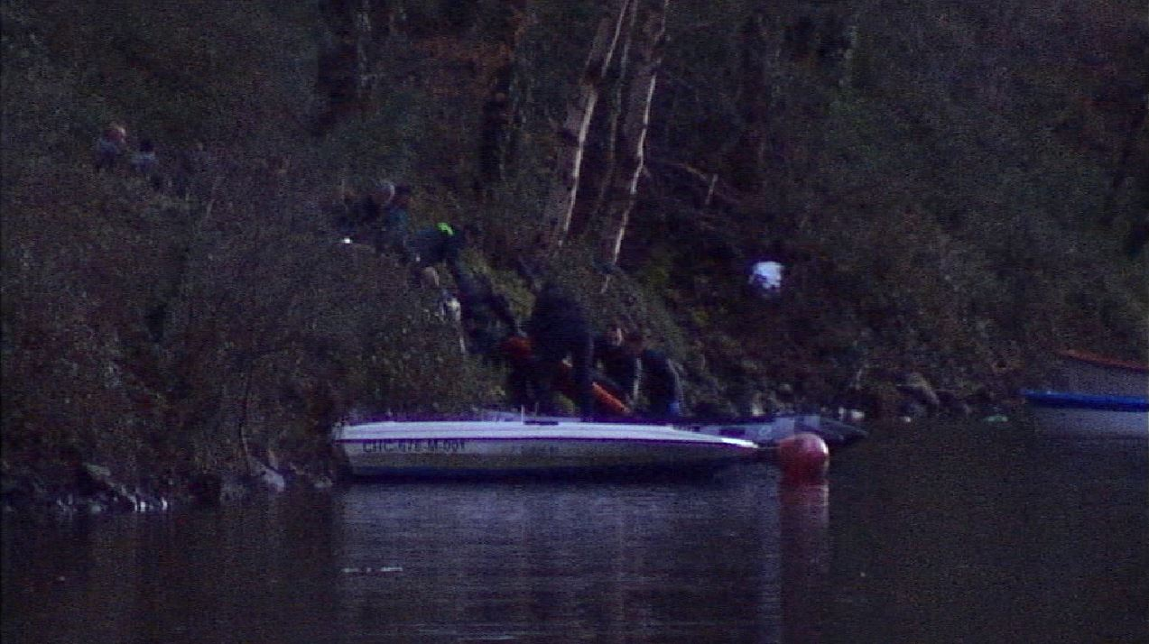 Encuentran el cadáver de una mujer flotando en el embalse de Arbón