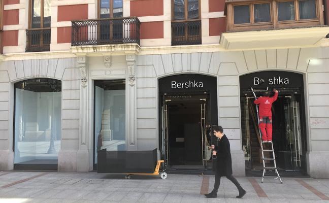 Bershka cierra su tienda de la calle Corrida