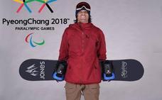Víctor González: «El snowboard ha sido una motivación para salir de la penumbra»