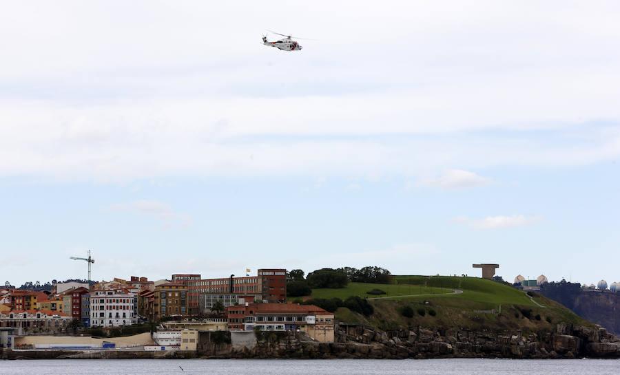 Amplio dispositivo de búsqueda en Gijón para encontrar a Lorena Torre