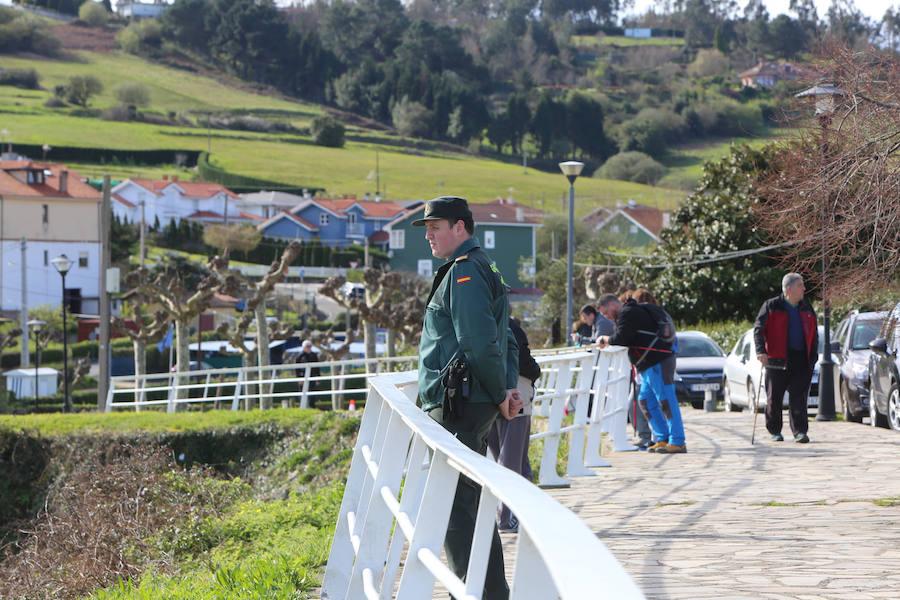 Prosigue la búsqueda de Concepción Barbeira