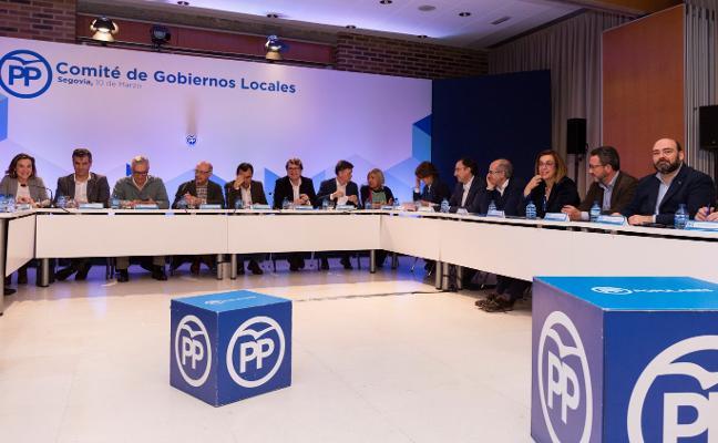 Caunedo defiende las tesis de Montoro para los municipios
