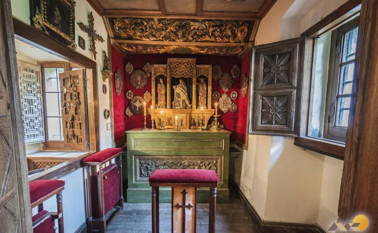 La familia Franco pone a la venta su finca en Asturias