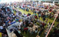 La Feria de Saldos de Avilés abre hoy su edición de otoño-invierno con novedades