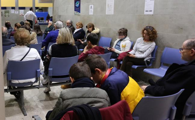 La mitad de los fallecidos por gripe en Asturias no estaban vacunados