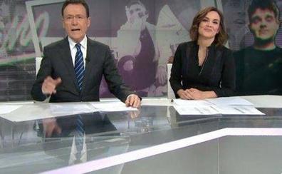El rap de Matías Prats en pleno informativo que se ha hecho viral