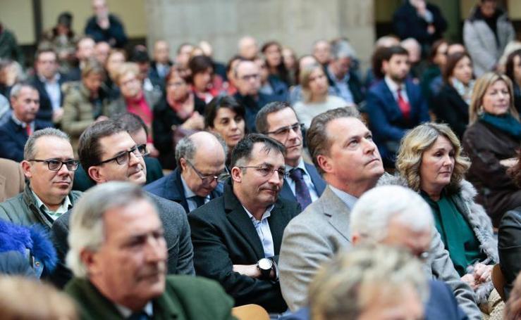La Unión de Comerciantes recibe el XXIV Premio Gijón Ciudad Abierta