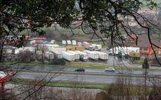 El temporal da una tregua tras colapsar el tráfico entre Asturias y la Meseta