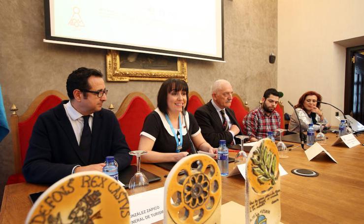 Las imágenes de la sexta edición de los premios APIT Asturias