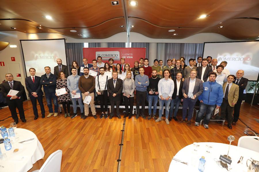 Entrega de premios a la Mejor Web de Asturias