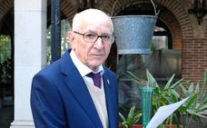 El profesor más longevo de España sigue dando clase