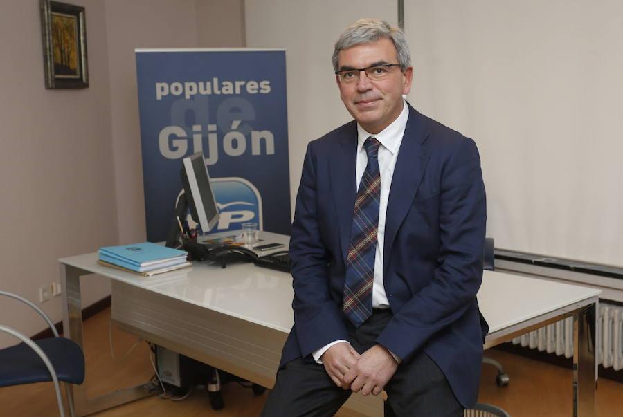 Mariano Marín, nuevo delegado del Gobierno en Asturias