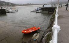 Aparece el cadáver de un hombre flotando en el puerto de San Juan de La Arena