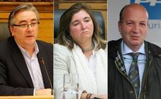 Manuel del Castillo, nuevo concejal del PP de Gijón en sustitución de Mariano Marín