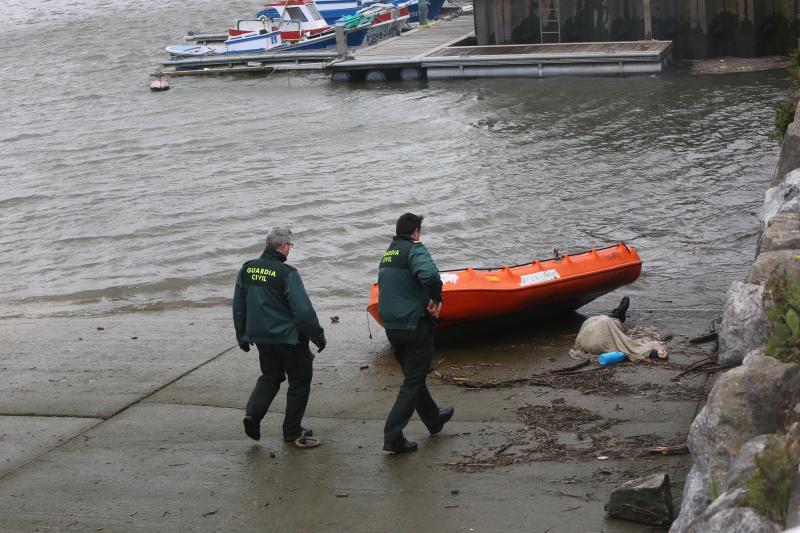 Encuentran el cadáver de un hombre en el puerto de San Juan de la Arena