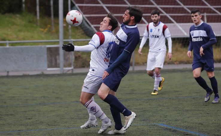 TSK Roces 0-1 Marino, en imágenes