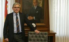 Marín se incorpora a su puesto como delegado del Gobierno en Asturias