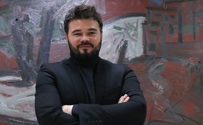 Oleada de críticas a Gabriel Rufián por este tuit sobre Miguel Hernández