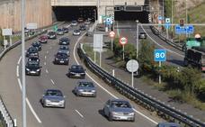 Tráfico prevé 165.000 desplazamientos por carretera en Asturias en cuatro días