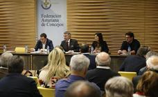 El PP amenaza con abandonar la Federación Asturiana de Concejos por convertirse en «un órgano más de la FSA»