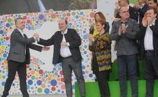 El PNV convierte el Aberri Eguna en un acto de solidaridad con Cataluña y carga contra el «nacionalismo español rancio»