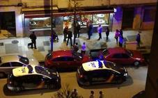 La víctima de la agresión con arma blanca sufrida en un bar en Gijón continúa en estado «muy grave»