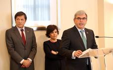 Mariano Marín se compromete a «abrir la puerta» de la Delegación y fomentar el diálogo entre instituciones
