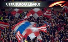 El fútbol eclipsa la polémica del escudo