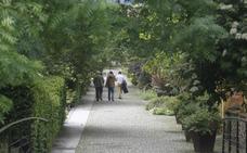 El Jardin Botanico De Gijon Cumple Quince Primaveras El Comercio