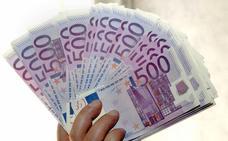 La última vida de los billetes de 500 euros