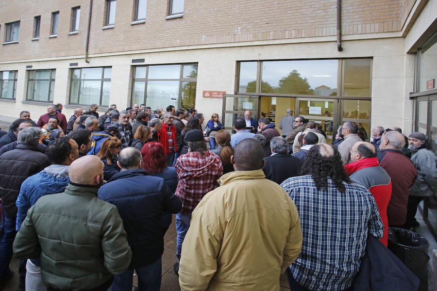 Examen para peón municipal en Gijón