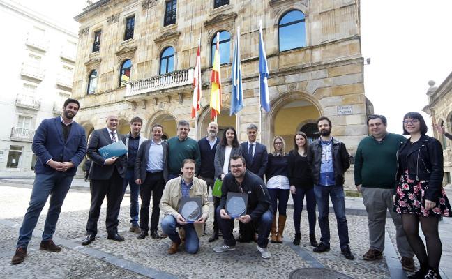 Gijón triunfa con dos premios en el congreso nacional sobre innovación