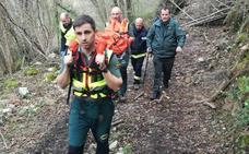 Hallan el cadáver del montañero gijonés desaparecido en Quirós