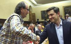 PSOE y Xixón sí Puede piden medidas tras la «agresión» de un grupo de encapuchados en Cimavilla