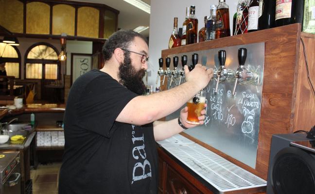 Nace La Maliaya, la primera cerveza con sabor a Villaviciosa
