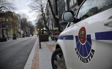 Detenido en Bilbao por conducir con una persona colgada de la ventanilla