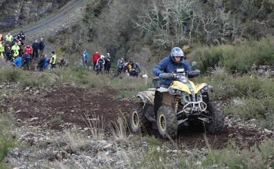 Pasión sobre ruedas en Ibias