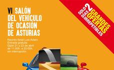 Récord de participación en la VI Edición del Salón del vehículo de ocasión de Asturias