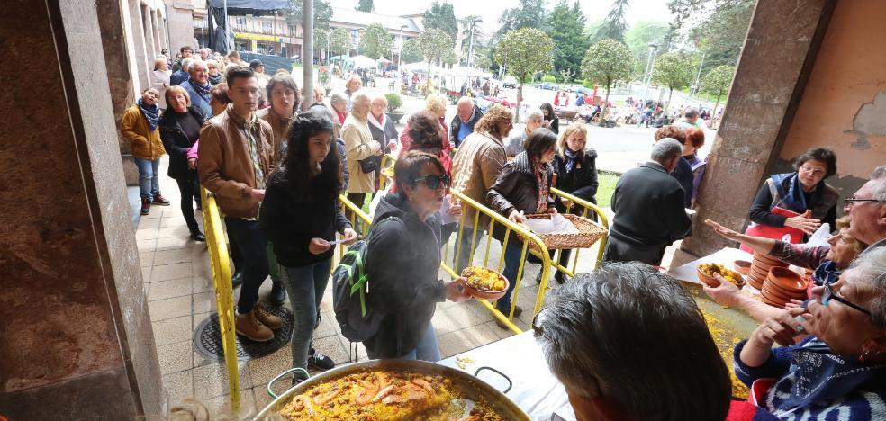 La Semana Solidaria de Llaranes lleva reunidos 184.000 euros para Guatemala