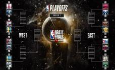 Seis españoles lucharán por el anillo en los playoffs de la NBA