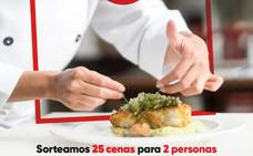 La Calzada y el Natahoyo sortean cenas en los mejores restaurantes de Gijón