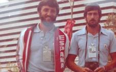 Fallece el piragüista olímpico candasín Moncho Palmeiro