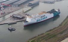 Balearia opta a las ayudas europeas, pero asegura que son «insuficientes»