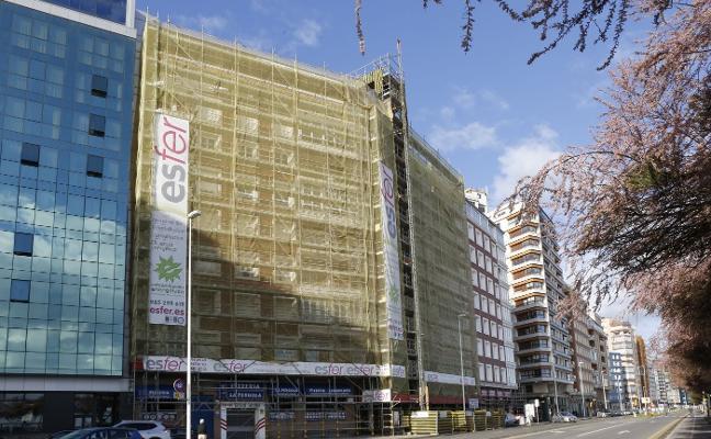 Las ayudas para la rehabilitación de fachadas se limitarán a edificios anteriores al año 1981