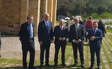 El Ministerio de Cultura invertirá más de 600.000 euros en restaurar las pinturas murales de San Miguel de Lillo