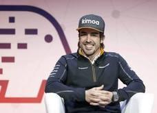 Fernando Alonso, el favorito de los asturianos para salir de cañas