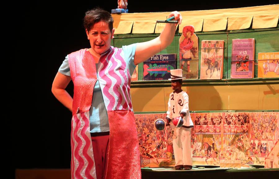 Las imágenes de 'Maricastaña', en el teatro Campoamor